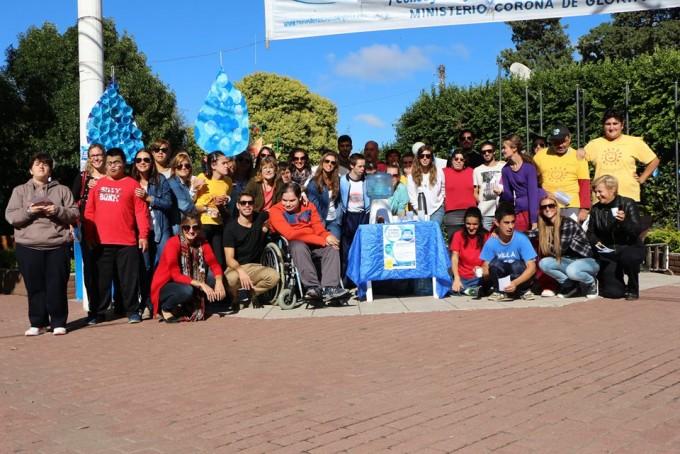 Actividad conjunta por el día del Agua