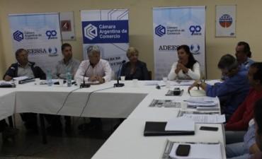 Clérici y Mozzoni presentes en la reunión anual de ADESSA