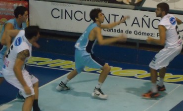 LPB - Sport vs.Rafaela 3 Juego