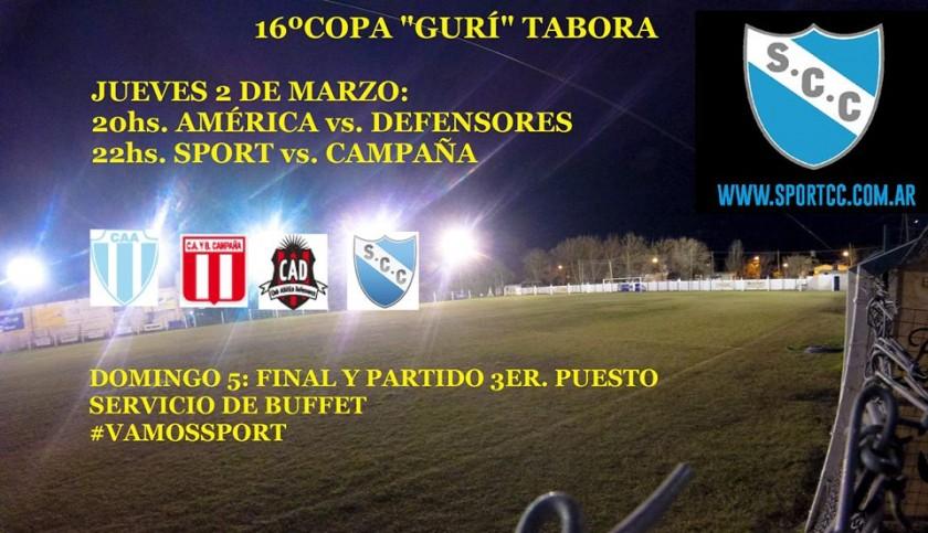Copa Víctor Gurí Tabora
