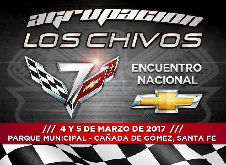 Encuentro Nacional de Chevrolet