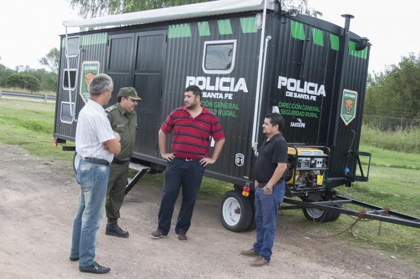 Nueva casilla móvil para los Pumas