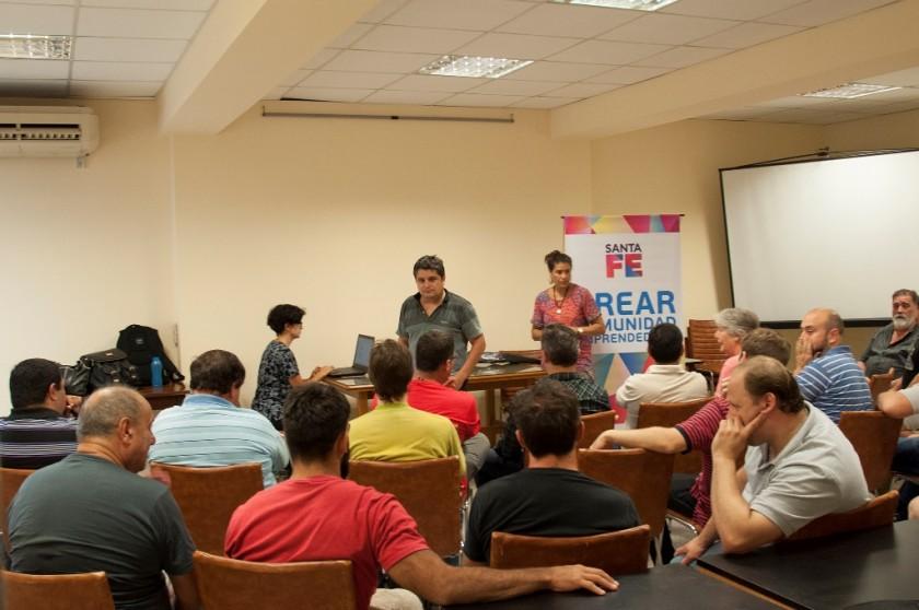 Exitoso primer encuentro del programa CREAR, Comunidad Emprendedora
