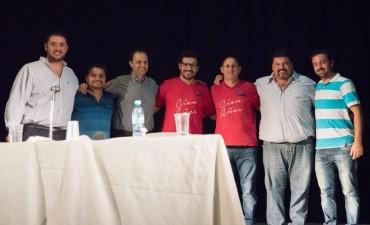 Gracias a Maravilla Martínez, la gente pudo disfrutar de una historia muy sincera y emocionante, dijo Rasetto