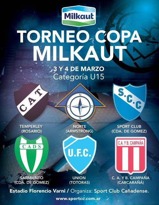 Básquet: Torneo Amistoso U15