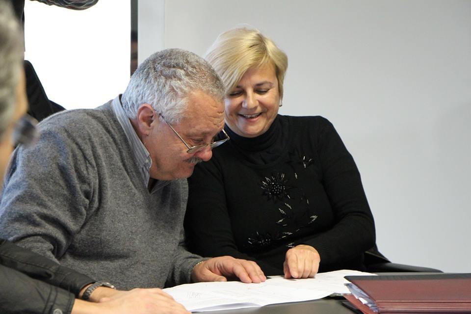 Clérici propone designar con el nombre de Jorge Ricchezze a la calle principal del Parque Industrial