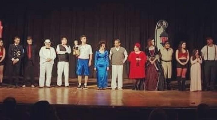Marioneta Piaf viajará en el colectivo municipal