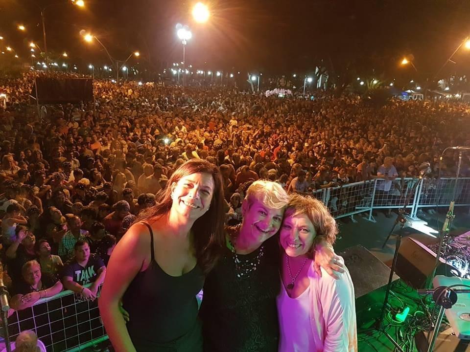 Miles de personas disfrutaron de Cañada de Carnaval