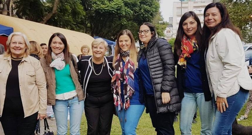 Municipio acompañó la actividad de ALCEC