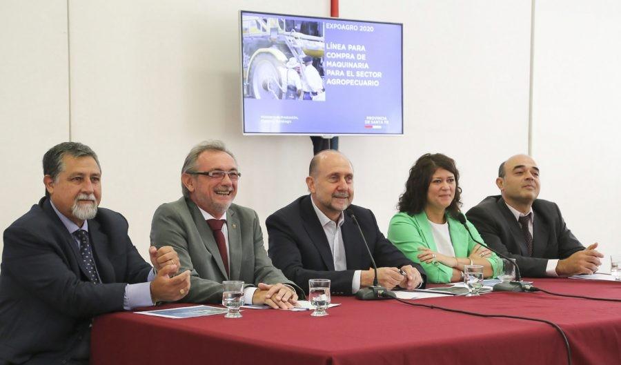 La Provincia lanzó una línea de crédito para la compra de maquinaria agrícola