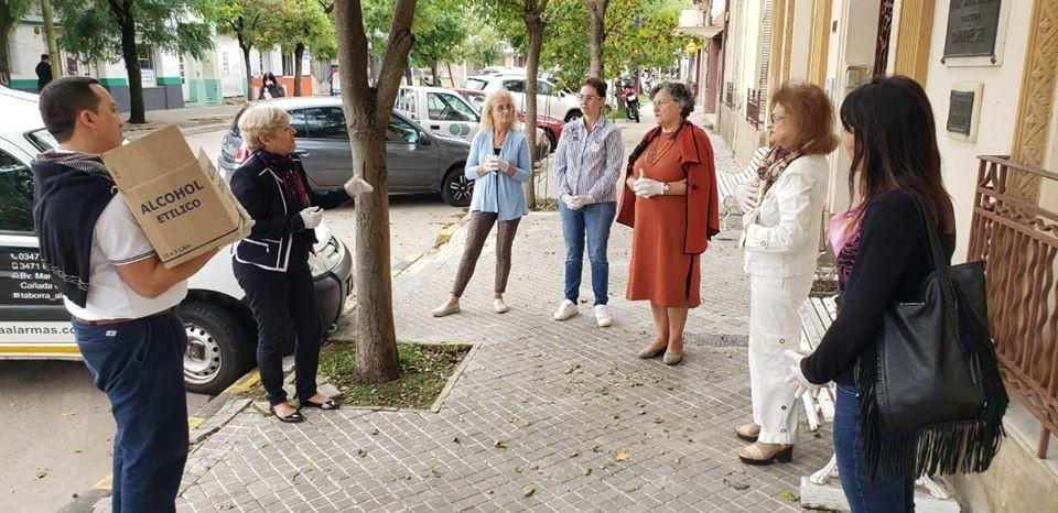 El Municipio y el Instituto José Razetto elaboran y entregan a instituciones