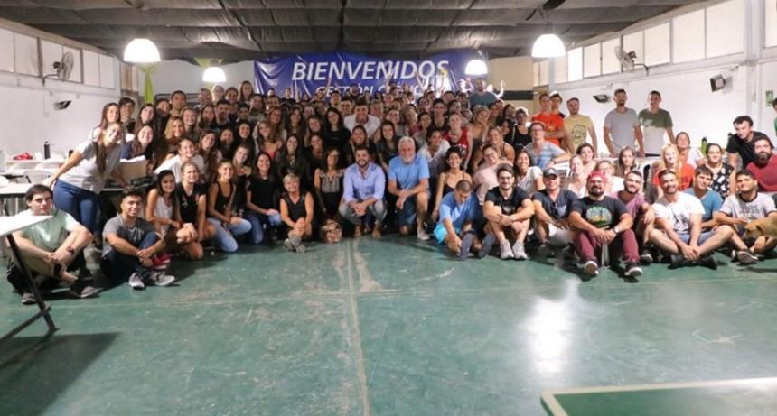 Cañada congregó a 200 futuros médicos