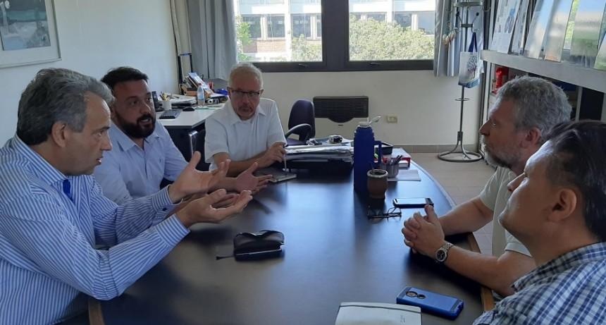 El concejal Casalegno propone la firma de convenios con la Facultad de Arquitectura, Planeamiento y Diseño de la UNR