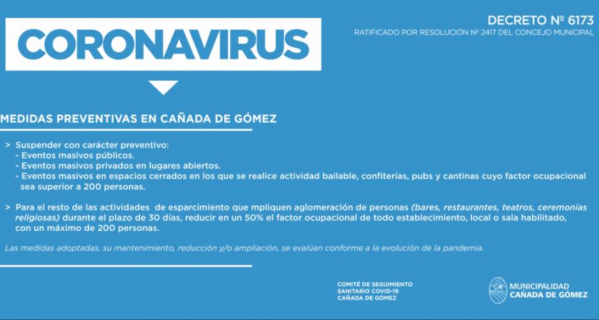 No se reportan casos sospechosos o positivos de coronavirus