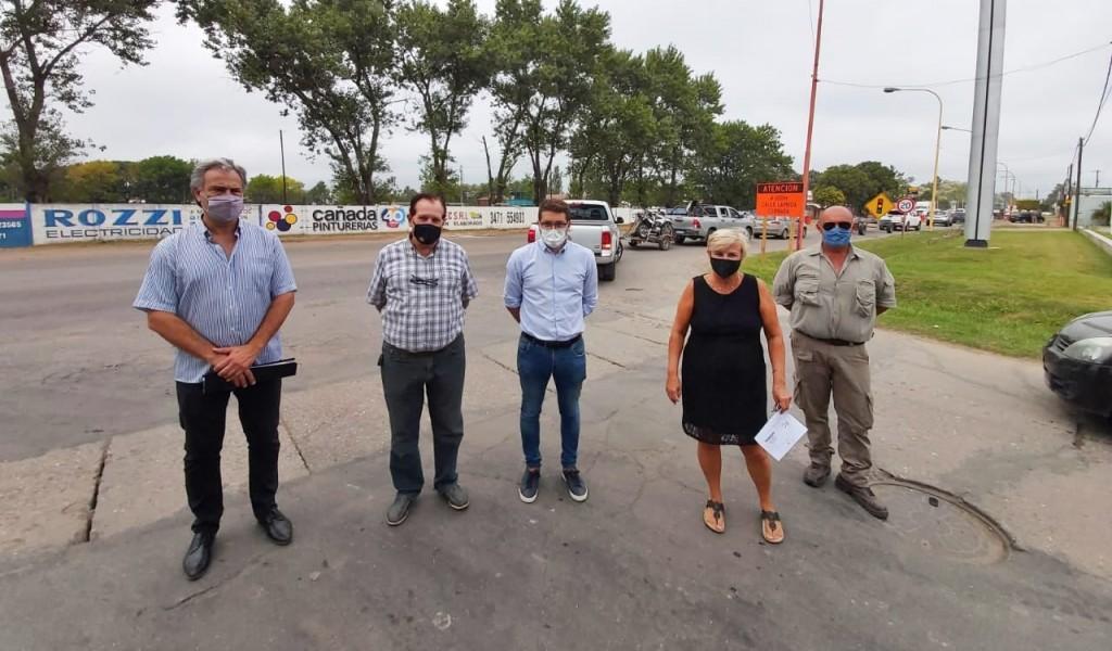 Clérici anunció que vialidad nacional aprobó la reconstrucción de la ruta 9 entre Roldán y Bell Ville