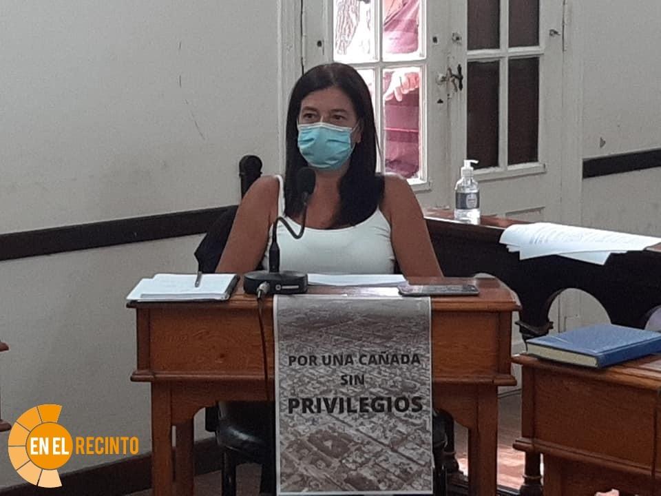 Mozzoni: Por una Cañada sin privilegios