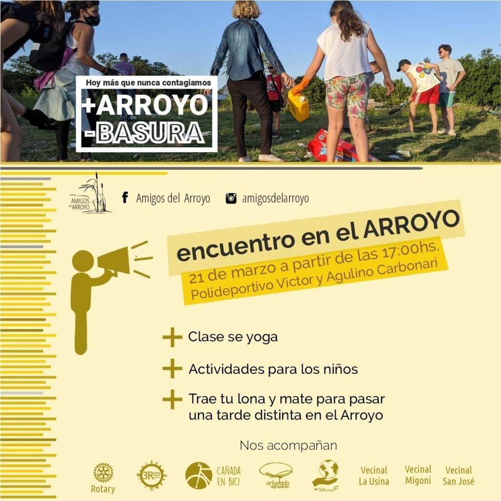 Encuentro en el Arroyo