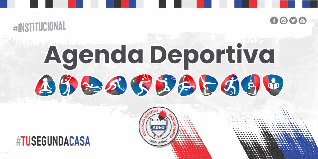 Agenda deportiva de ADEO