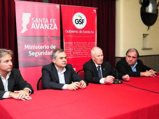 Totoras y Correa recibieron fondos para Videovigilancia