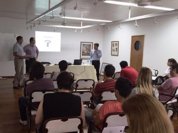 Totoras: Exitoso curso para emprenderores