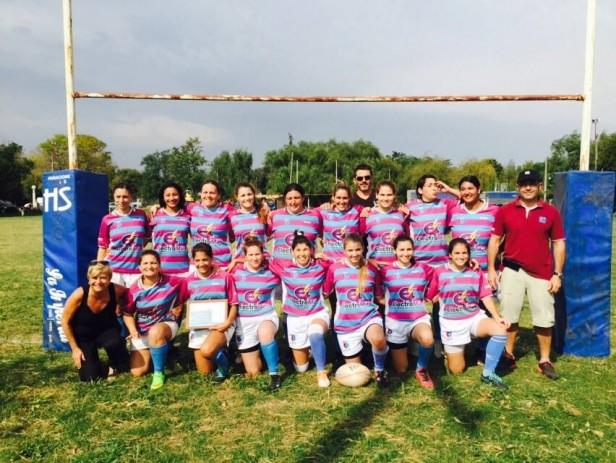 La Cañada Rugby presentó su equipo femenino