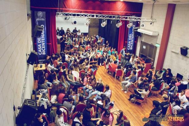 200 jóvenes participan de las jornadas de realización audiovisual