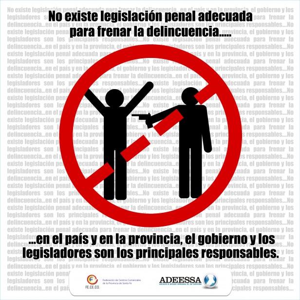 Empresarios responsabilizan al gobierno y legisladores por no frenar la delincuencia