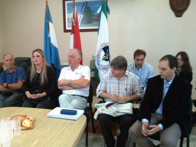 La Cooperativa de Integración Regional se reunió en Totoras por el Gas