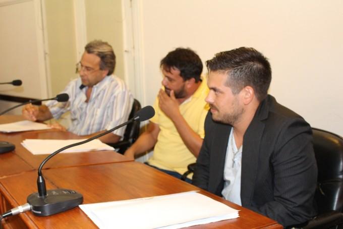 Guzmaroli propone el nombre de Daniela Sparvoli para una de las calles del Barrio Docente
