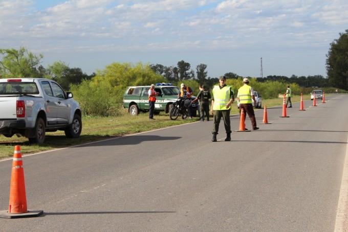 Fueron retenidos 15 vehículos en los controles de alcoholemia