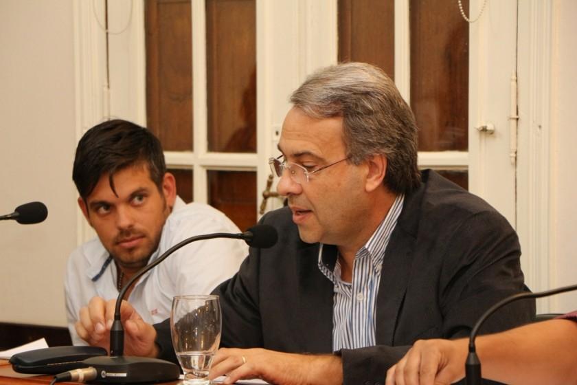 Casalegno solicita al Centro Económico información sobre evolución del sector comercial