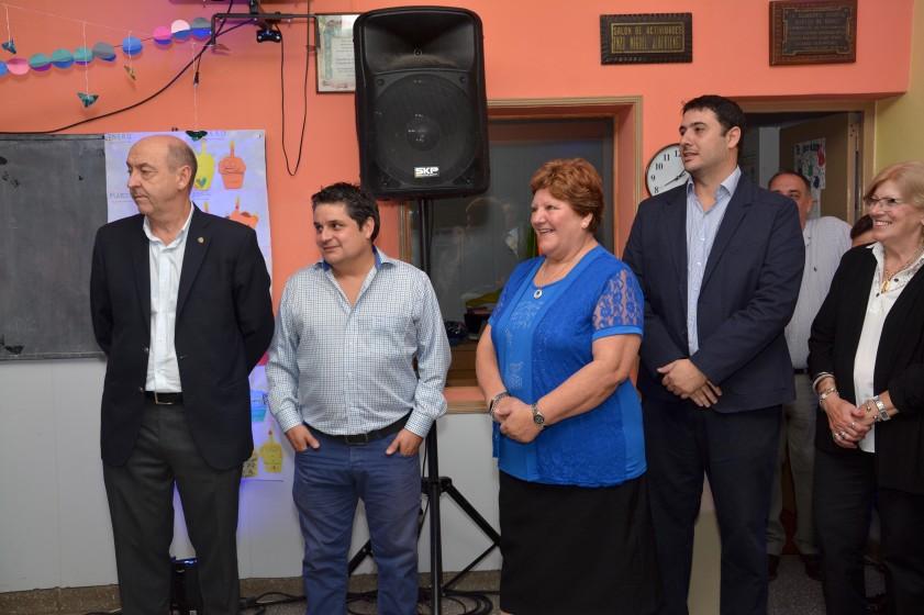 Exitoso Coctel Solidario de  la Guardería Infantil de Cañada de Gómez