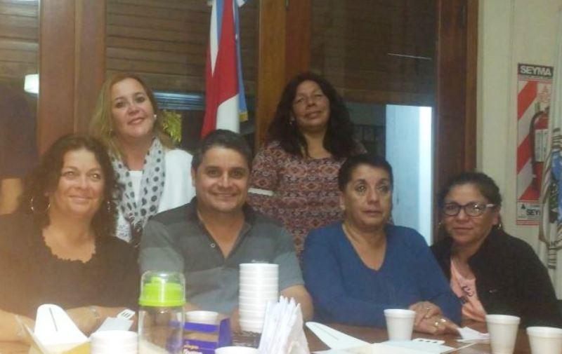 Mauroni se reunió con autoridades de las Escuelas Rurales