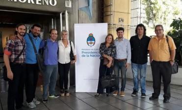 Cañada presente en el Encuentro Nacional de Casas del Estudiante