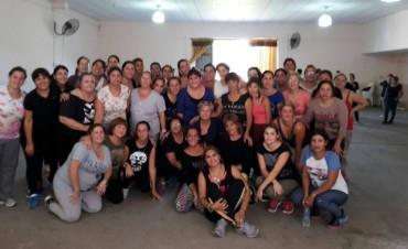 Comenzaron talleres de las escuelas municipales en Vecinal 17 de Agosto