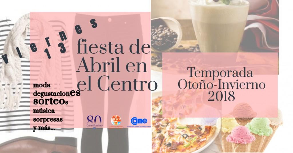 Feria de Abril en el Centro