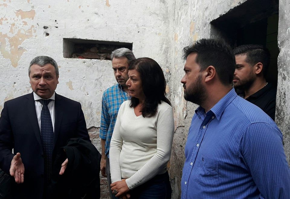 El bloque Justicialista aprueba la remodelación y rechaza la ampliación de la alcaidía local