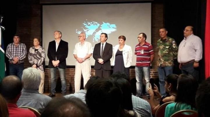 El Municipio declaró Ciudadanos Ilustres a los ex Combatientes