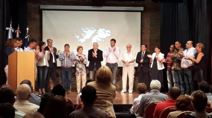 Declaración de Ciudadanos Ilustres a los ex combatientes de Malvinas