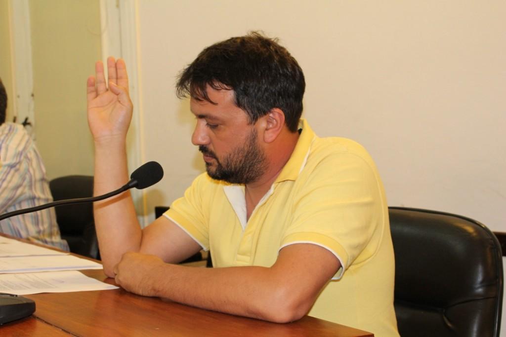 El concejal Diego Díaz Patrón propuso que se incremente el monto que reciben los comedores escolares de las escuelas públicas