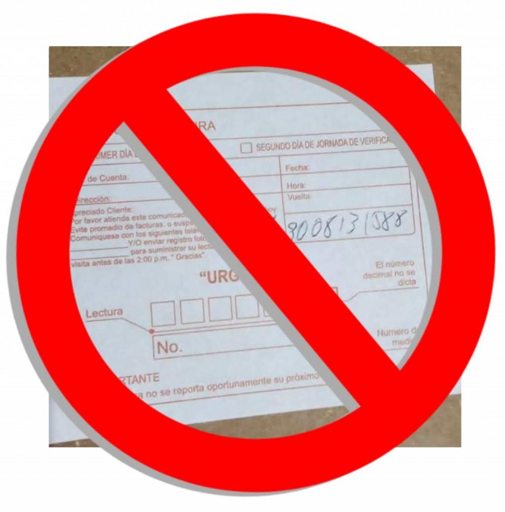 EPE alerta por falso formulario