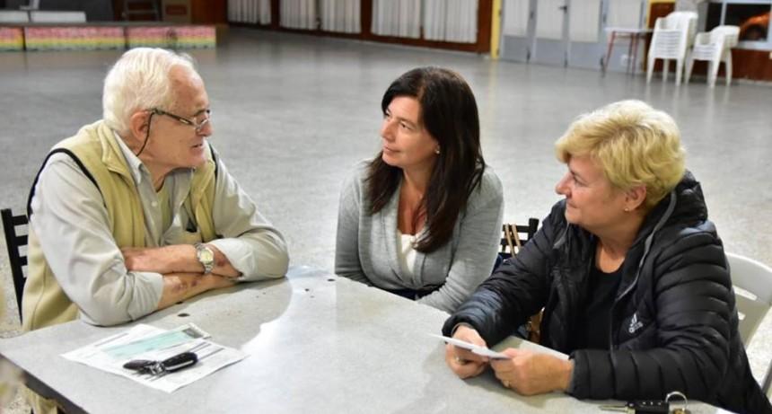 Aporte economico del Municipio al Club Arroyito