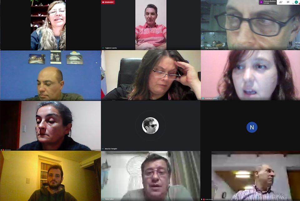 Se llevan a cabo las reuniones del Comité Departamental COVID 19