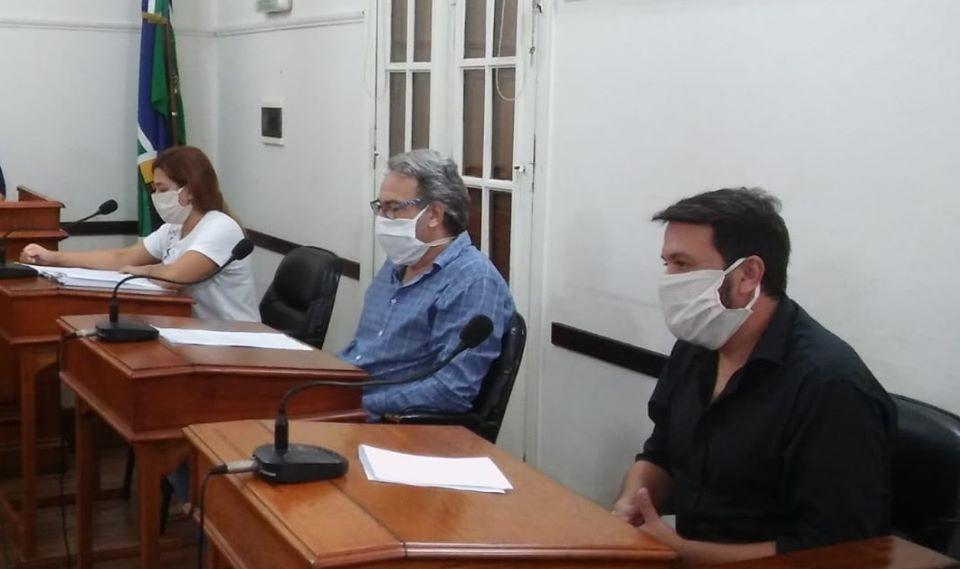 Abuelos Conectados, una nueva iniciativa del concejal Diego Díaz Patrón