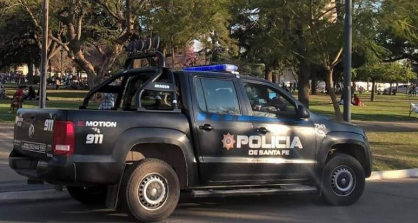 Veintiocho personas aprehendidas por violar el aislamiento en el Departamento Iriondo