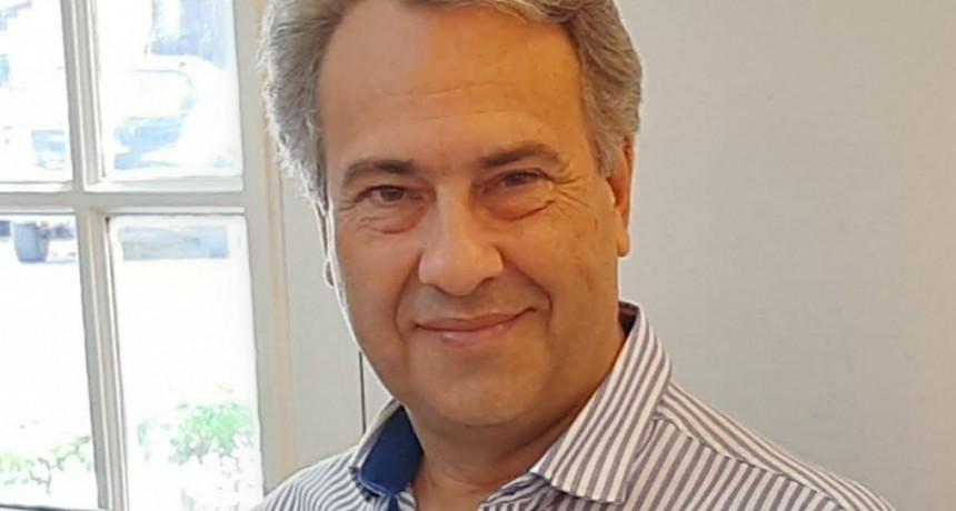 El concejal Marcelo Casalegno presentó el programa Abrigando Sueños
