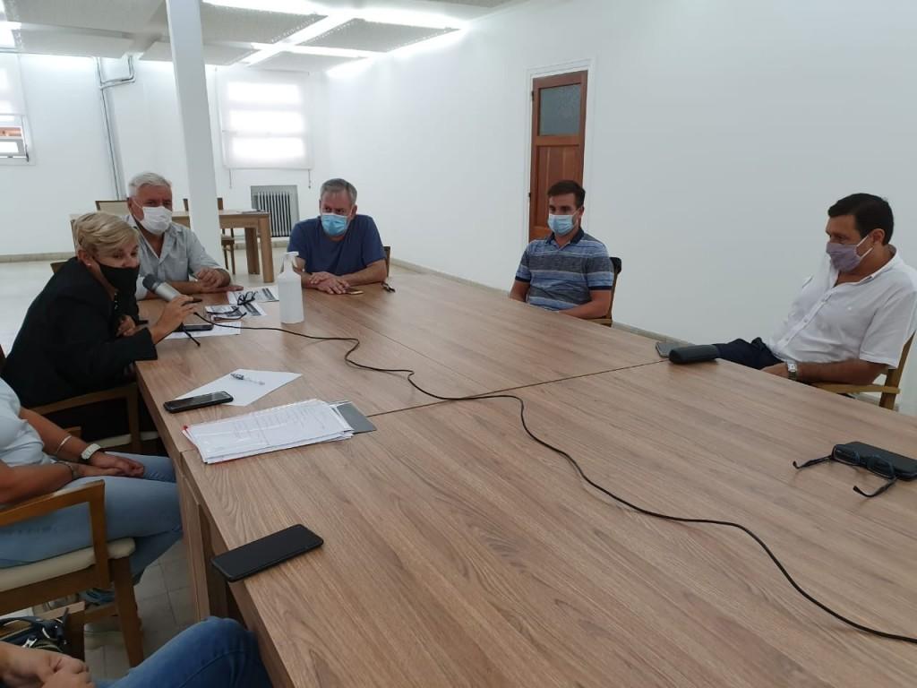 Nueva reunión del Comité de Seguimiento sanitario