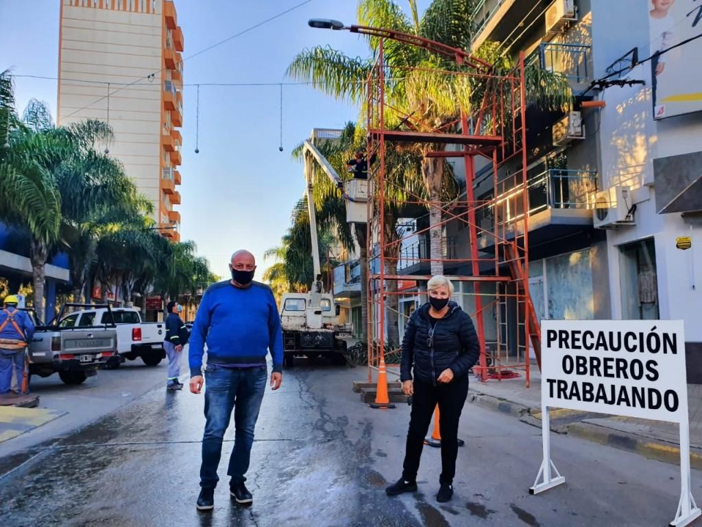 El Municipio fortalece el Centro Comercial a Cielo Abierto