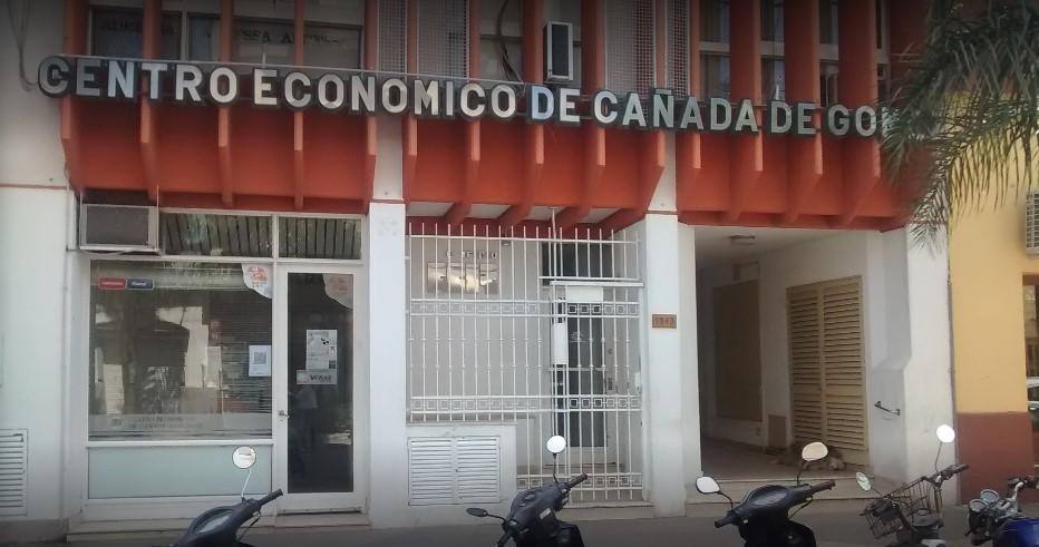 El Centro Económico avanza con obras en el inmueble donde funcionó la terminal del ómnibus