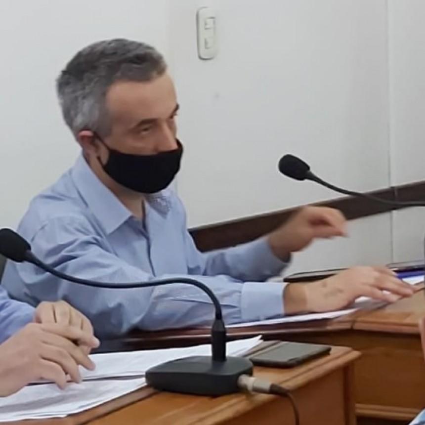 Travaglino pide información sobre la relación de la exsecretaria de Cultura con el Municipio